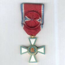 LUXEMBOURG. Order of Merit of the Grand Duchy of Luxembourg, officer