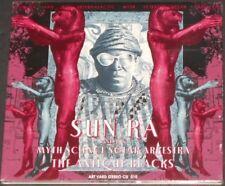 SUN RA & HIS MYTH SCIENCE SOLAR ARKESTRA the antique blacks UK CD new sealed