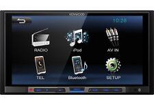 Kenwood Radio 2DIN Bluetooth Spotify für Fiat Grande Punto (199) 05-10 schwarz