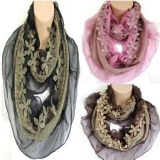 Infinity Scarf Floral Scarves & Shawls for Women