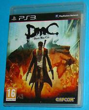 DMC Devil May Cry - Sony Playstation 3 PS3 - PAL