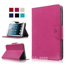 """Folio Stand Leather Cover Case For 7"""" 8"""" 9.6"""" Samsung Galaxy Tab A 4 E S2 Tablet"""