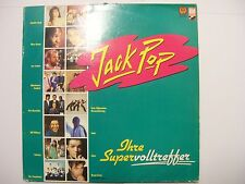 JACKPOP Ihre Supervolltreffer - 28 Richtige - 1989 German 2 x LP Compilation