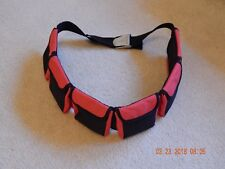 "SEAL PROFESSIONAL 6-POCKET DIVE WEIGHT BELT / X-LARGE 61"" LONG ! / ENGLAND !"