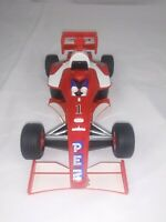 "2003 PEZ Racing Red Indy Race Car ""Pull & Go"" Candy Dispenser/Free Ship!"
