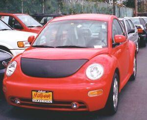 Colgan Sport Hood Bra Mask Fits 1998-2010 VW New Beetle 98-10 W/O Emblem Opening