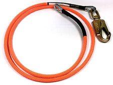 "Us Rigging Arborist Flip Line 1/2"" x 8' - 1/4"" Steel Wire Core Fls1608 Flipline"