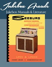 Seeburg LPC1 AND LPC1R Service Manual & Parts with Comprehensive Troubleshooting