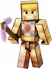 SDCC 2016 Mattel Minecraft Survival Mode Player One Option 1 He-Man Skin LE Excl