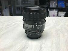 Nikon 60mm F/2.8 D AF Micro Lens