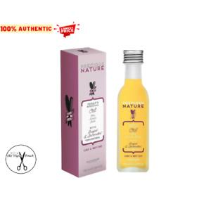 Alfaparf Precious Nature Grape & Lavender Oil for Curly & Wavy Hair 3.38 Oz