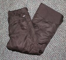 NEW CHEROKEE Youth Girls Brown Snow Ski Winter Pants Size Large