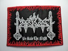 MOONBLOOD EMBROIDERED  PATCH