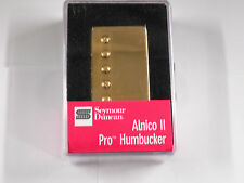 Seymour Duncan APH-1n Alnico II Pro Neck Humbucker W/Gold Cover