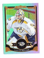 Carter Hutton 2015-16 O-Pee-Chee, Rainbow Foil, Hockey Card !!