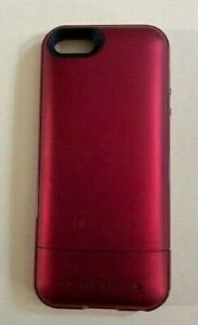 Mophie Juice Pack Plus for iPhone 5 ~ Red