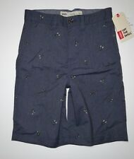 Vans Boys Youth Dewitt Print Casual Walk Shorts Size 26/12