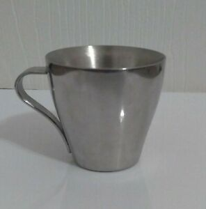 Stainless Steel Shot Glass Small Cup Decor