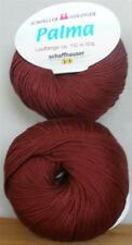 Palma Mercerized Cotton Fingering Sport Yarn 1 Ball Fine Wine (20W)