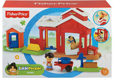 Fisher-Price - Little People Horse Stable ** GREAT GIFT **