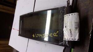 Passenger Rear Door Vent Glass Fits 91-94 BLAZER S10/JIMMY S15 38470