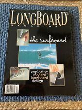 Longboard Magazine Nov/dec 1996