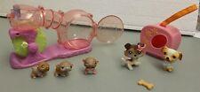 Littlest Pet Shop - Hamster House & Portable Pet