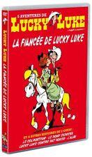Lucky Luke - la fiancée de Lucky Luke, et 4 autres histoires - 1 DVD - NEUF - VF
