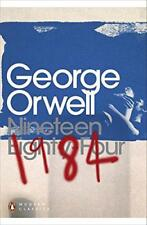 1984 Nineteen Eighty-Four (Penguin Modern Classics) by George Orwell | Paperback