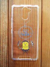Funda de silicona (case - cover) con frases para Samsung Galaxy Note 5