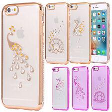 Apple iPhone 6 6S (4,7) SLIM TPU CASE STRASS SCINTILLANTS COQUE HOUSSE COVER