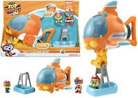 Top Wing Playskool Swift Flash Wing Rescue Vehicle Ages 3+ Toy Car Plane Race