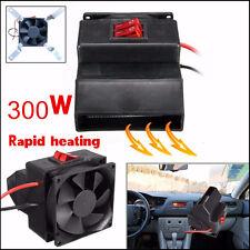 PTC 12V 300W Vehicle Car Adjustable Heating Heater Hot Fan Defroster Demister