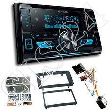 VW T5 Touareg Doppel-DIN Blende+CAN-Bus Radioadapter+Kenwood DPX5000BT Bluetooth