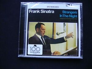 FRANK SINATRA - CD -  Strangers in the Night...Stereo  (New/Sealed)