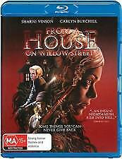 FROM A HOUSE ON WILLOW STREET BLU RAY - NEW & SEALED SHARNI VINSON FREE POST