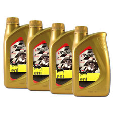 Agip Eni iRide Racing 10W60 4 Litres Synthetic Motorcycle Engine Oil