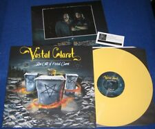 VESTAL CLARET- The Cult Of Vestal Claret LIM.150 YELLOW VINYL hour of 13 member