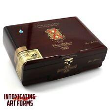 ARTURO FUENTE OPUS X SUPER BELICOSO CIGAR BOX EMPTY
