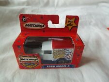 MATCHBOX MADE IN CHINA FORD MODEL A MATCHBOX 50