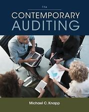 PDF Solution Manual for Contemporary Auditing 11E by Knapp