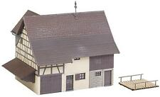 Faller 130557 H0 Barn with High entrance #new original packaging##
