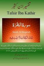 Quran Tafsir Ibn Kathir (Urdu) : Surah Al Baqarah by Alama Ibn Kathir (2015,...