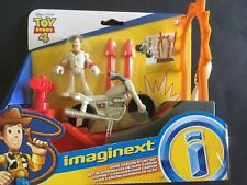 Toy Story 4 Imaginext Duke Caboom and accessories