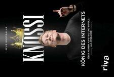 Knossalla Laschewski Knossi König des Internets BUCH NEU