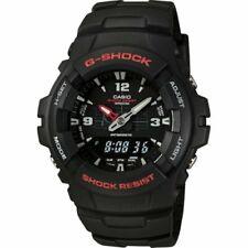 New Factory Sealed Casio Men's G-Shock Classic Ana-Digi Watch G100-1B FREE SHIP