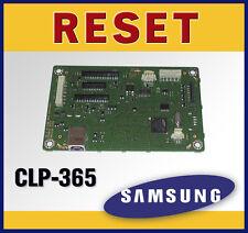 *RESET* Original Samsung CLP-360 CLP 365 Mainboard Hauptplatine · JC92-02485A