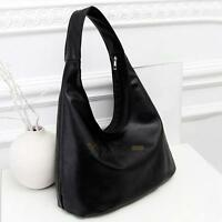 Women Shoulder Bag PU Leather Purse Handbag Hobo Messenger Satchel Tote Fashion