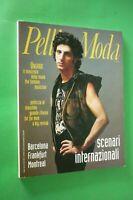 Piel Moda Revista N.4 Luglio 2000 Furs + Ungaro+Montreal+Barcelona + No Vogue