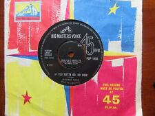 MANFRED MANN If You Gotta Go Go Now-Stay Around HMV POP Original 1466 1965
